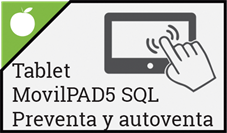MovilPad5 SQL - Tabletas - MovilPad SQL Tablet