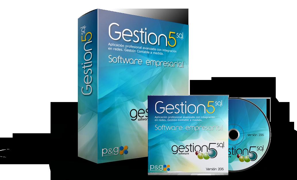 CD Software Gestion Empresarial